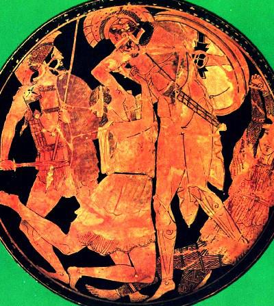 Pentesilea&Achille